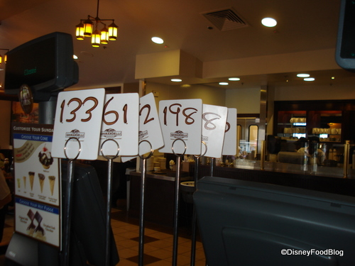 Ordering Numbers
