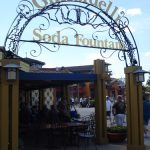 Disney World Ghirardelli Soda Fountain and Chocolate Shop