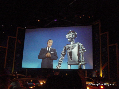 Walt Disney Introduces You to His Robot Friend on the Screen