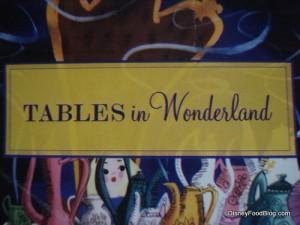 Tables in Wonderland Membership Card