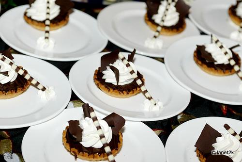 Dessert Buffet Items