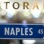 Epcot Italy Pizzeria: Naples 45 Menu