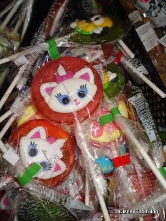Marie Lollipops