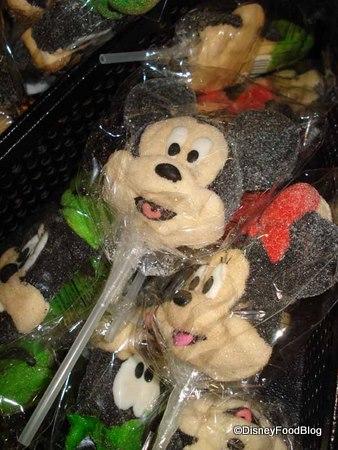 Minnie Gummy Pops