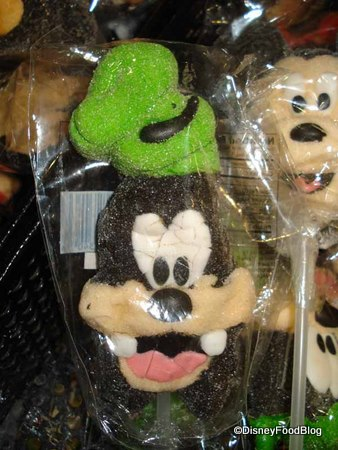 Gummy Goofy Lollipop