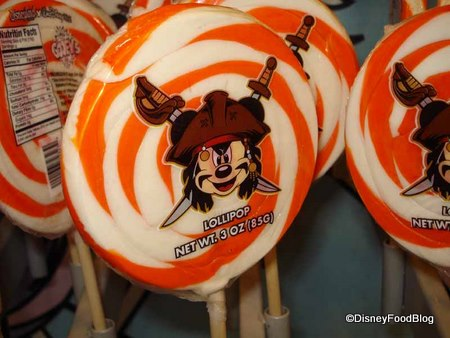 Pirate Mickey Lollipop Disney World