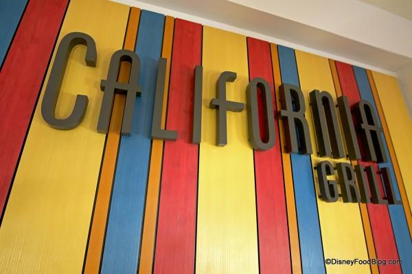 California Grill at Disney's Contemporary Resort