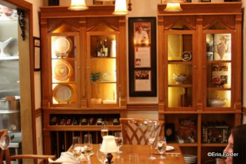 Chef's Table Cabinets