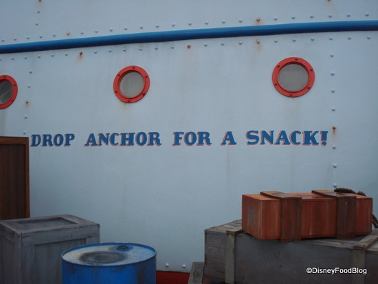 Drop Anchor