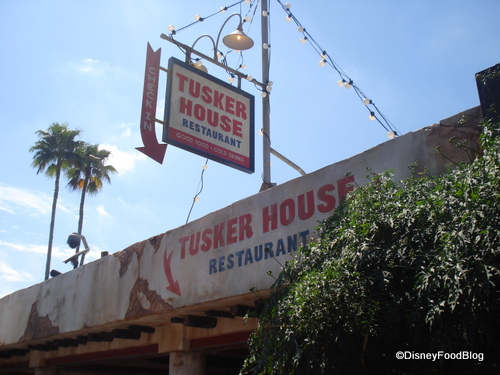 Tusker House - Outside View