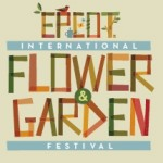 Foodie Fun at Disney World's Flower and Garden Festival