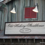 Old Hickory Steakhouse at Gaylord Palms Resort