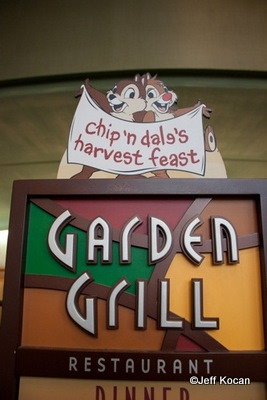 Chip and Dale's Harvest Feast