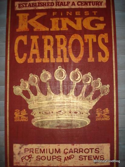 King Carrots