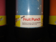 Fruit Punch Sour Powder Candy