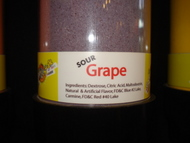 Grape Sour Powder Candy
