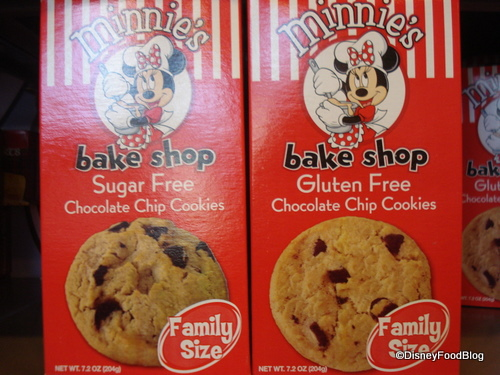 Minnie's Bake Shop Gluten Free and Sugar Free Cookies