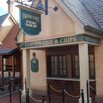 Epcot's Yorkshire County Fish Shop