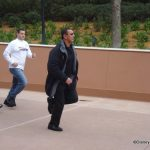 """Chef Robert Irvine Cooking """"Dinner:Impossible"""" in Epcot?"""