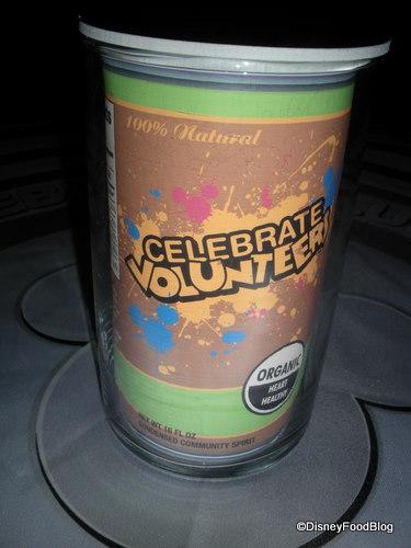 Celebrate Volunteers Cocktail Table