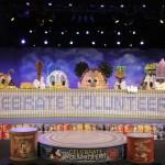 Disney Canned Goods Sculpture — A Breakdown