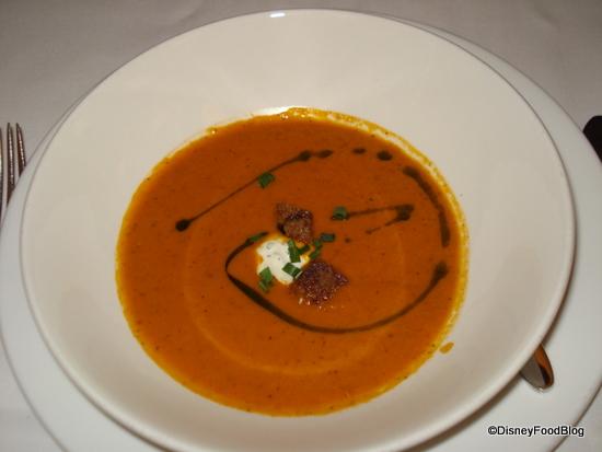 Beefsteak Tomato Soup