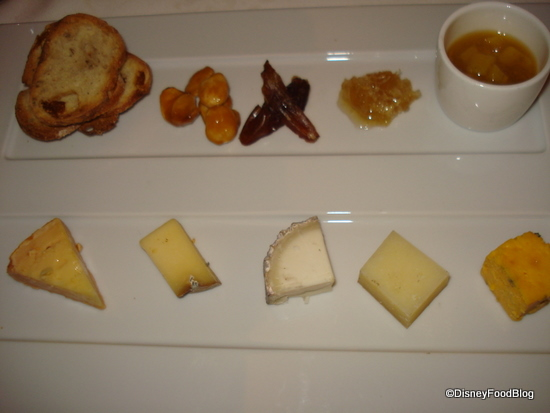 California Grill Cheese Plate October 09