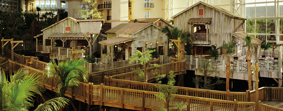 Old Hickory Steakhouse, (c) Gaylord Palms Resort