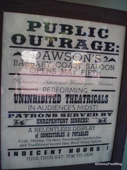Public Outrage