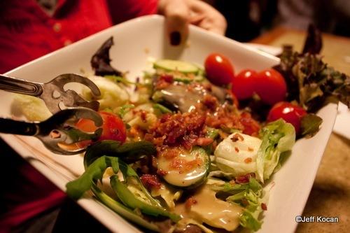 Garden Grill Salad