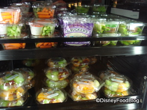 Fruit and Veggies at the Contemporary Resort