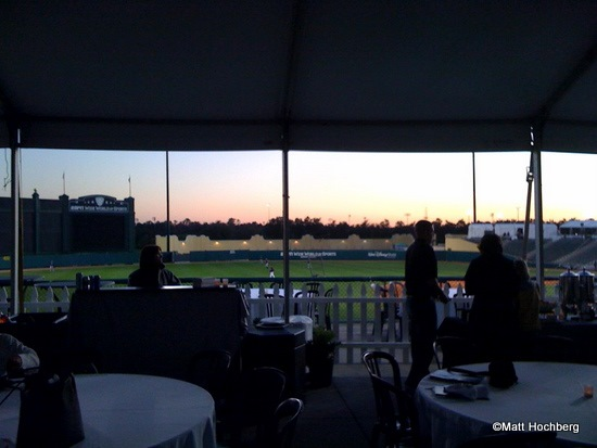 ESPN Wide World of Sports Playing Fields and Event Tables