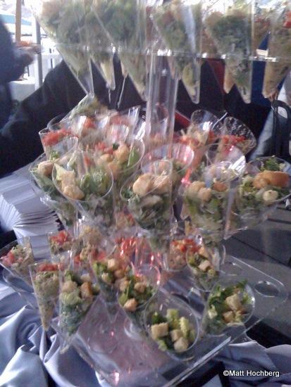 Salad Cones