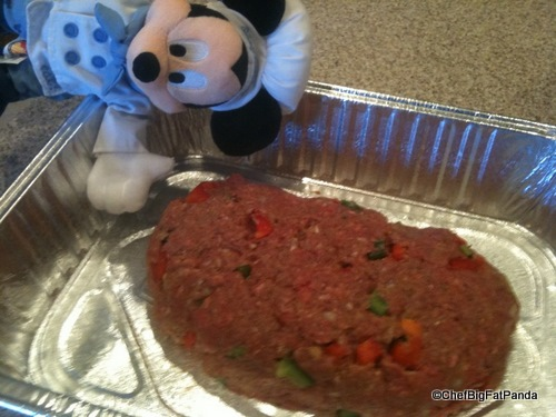 Meatloaf in Pan