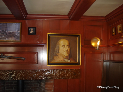 Benjamin Franklin Room