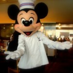 Chef Mickey's Limited Edition Character Lunch Information