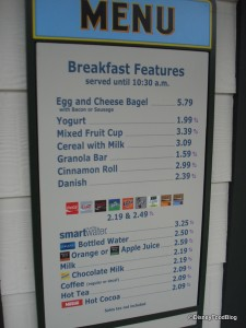 Fairfax Fare Breakfast