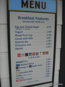Fairfax Fare Breakfast