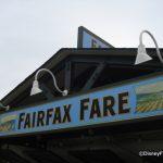 Menu Updates: Fairfax Fare