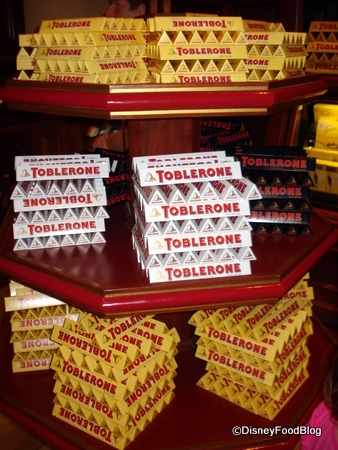 Toblerone Bars