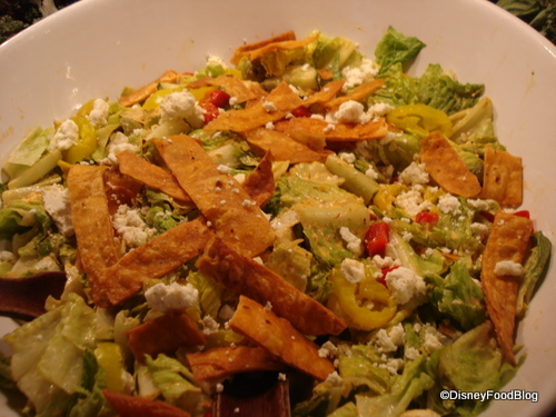 Tortilla Salad