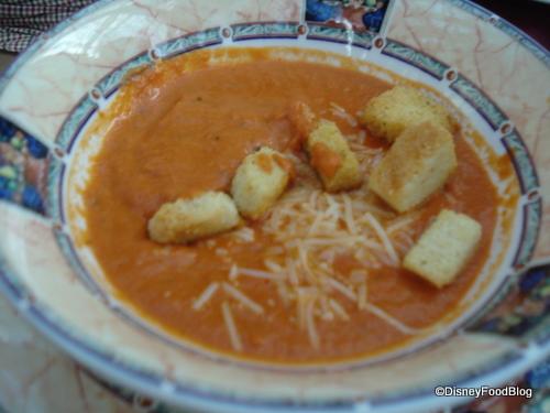 House Tomato Basil Soup