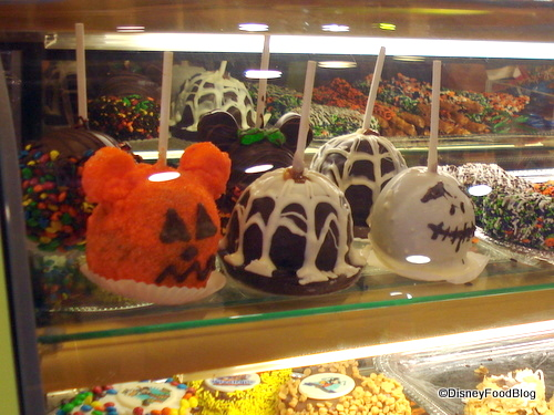 More Halloween -- Pumpkin, Spider web, and Skellington