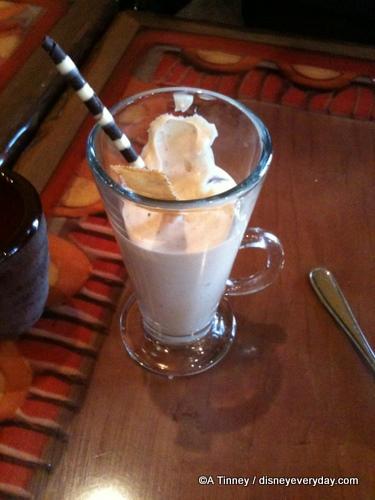 Sanaa Chai Cream Dessert