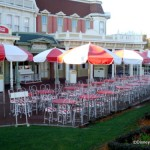 Casey's Corner Outdoor Tables