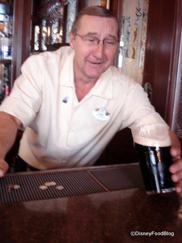 Guinness Glass...