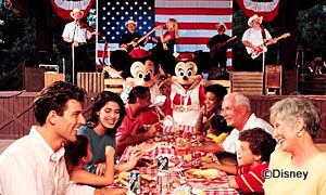 Mickey Mouse Backyard Bbq mickey's backyard bbq | the disney food blog