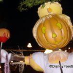 Disney Food Post Round-Up: October 31, 2010