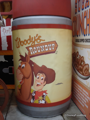 Woody's Roundup Thermos
