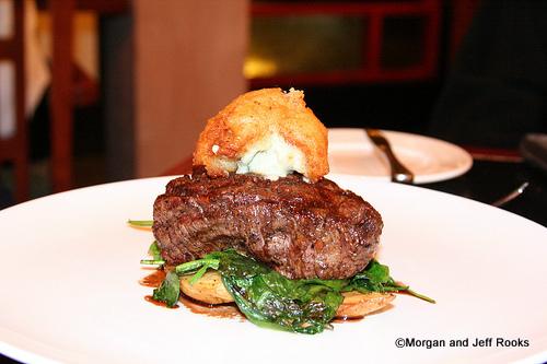Grilled Beef Tenderloin